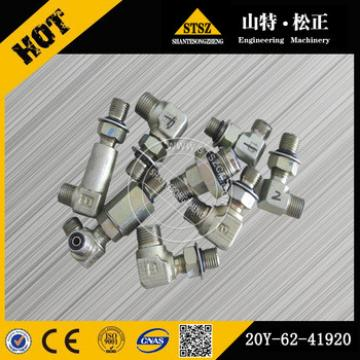 PC200-7/PC300-8/PC350-8/PC270-8/PC130-8/PC200-8/PC220-8 Control Valve Elbow 20Y-62-41920