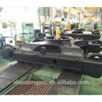 cheap factory price excavator track frame for kobelco SK210,SK220,SK380,SK310,SK330,SK450