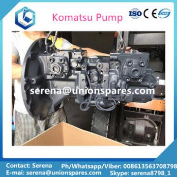 Genuine excavator main pump pc210-7 hydraulic pump 708-2L-00300