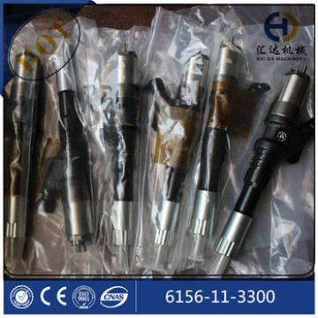 WA200-6 PC220-8 PC200-8 PC270-8 PC160-8 fuel injector 6754-11-3011 fuel injector