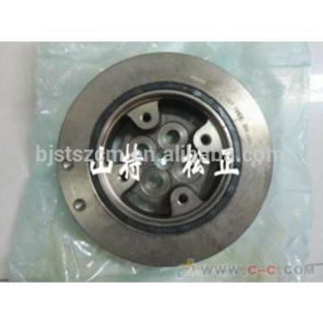 Excavator parts for PC130-8MO flywheel housing 6271-21-4110 made in China