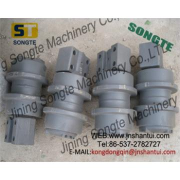 PC270 Excavator idler roller 207-30-00430 Excavator Carrier roller