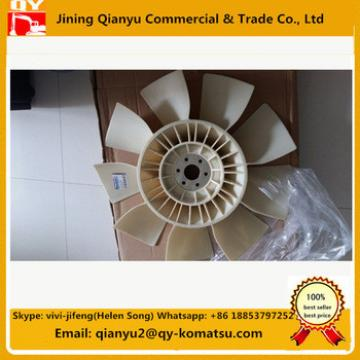 Excavator spare part cooling fan 600-625-7620 for pc200-8/pc270-8 fan