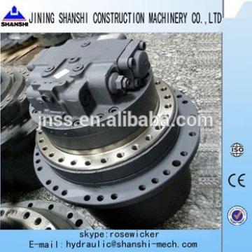 CASE CX225 travel motor CX225SR final drive hydraulic motor