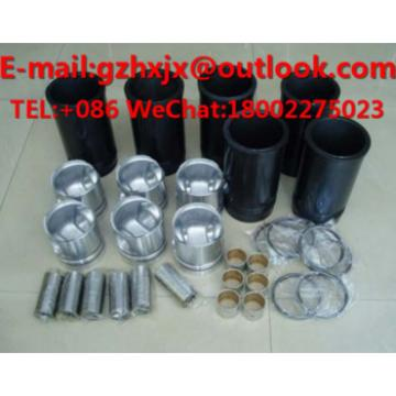 PC270/290/300/310/335-2-3-5 Rebuild kit RING PISTON CYLIND LINER KIT GASKET KIT for Excavator Engine Parts