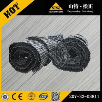 OEM Parts PC360-7 Undercarriage Parts Excavator Link Assy Excavator Track Shoe Assy 207-32-03811