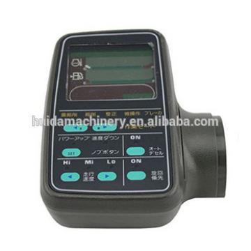 PC130-7 excavator monitor,7835-10-5000 instruction panel