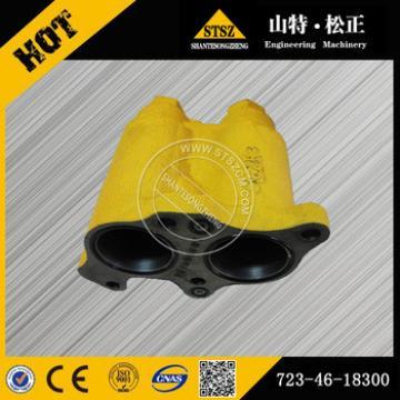 PC200-8/PC220-8/PC270-8 Control Vale Case Subassy 723-46-18300