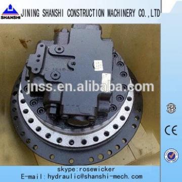 R220LC-9 travel motor,Hyundai excavator final drive for R210LC-7,R215,R220,R225