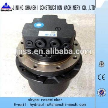 Kobelco SK20SR final drive,SK25SR,SK030,SK035,SK04 mini excavator travel motor drive motor