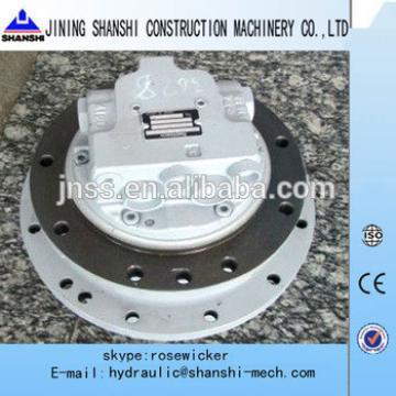 JS8056 final drive GM06 travel motor assy for JS8060,JS8050