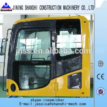 pc120 cab, driving cabin, excavator cab for PC60/PC130/PC150/PC200-7/PC210/PC220-8/PC240/PC270/PC300