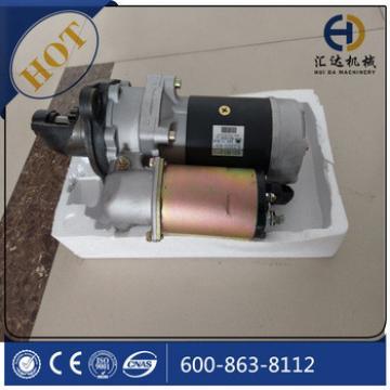 PC360LC-10 Excavator engine motor 600-863-8112 starting motor