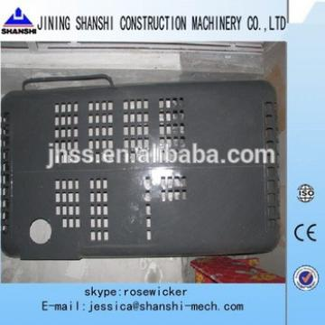 PC200-8 excavator parts engine cover engine hood