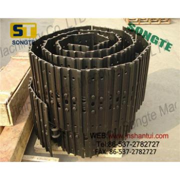 PC270-7 track shoe ass'y 207-32-03811, excavator parts 207-32-03840 207-32-03850