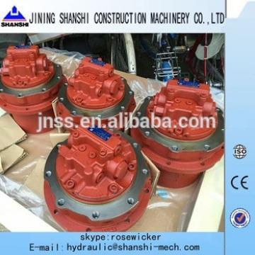 Genuine KYB MAG-33VP travel motor: SK50,EC55,DH55,R55,SH55,HD250