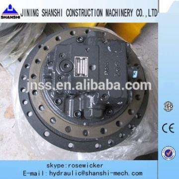 PC150-5 final drive motor,hydraulic travel motor PC150-3