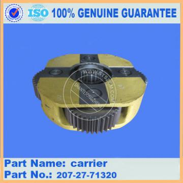 PC270-7/PC270-8/PC300-7/PC300-8/PC360-7/PC360-8 final drive parts carrier 207-27-71320