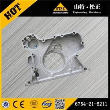 Competitive price excacator parts PC270-7 house cover 6738-21-3110 high quality