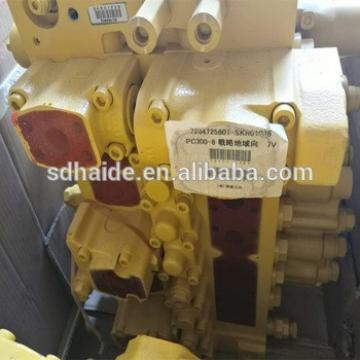 PC300 Main Control Valve Excavator Control Valve for PC300-8 PC360-8