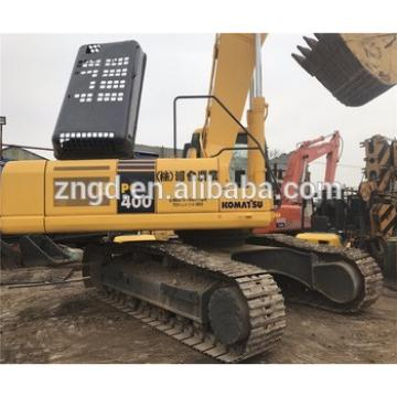 Japan used Komatsuu PC400-7 crawler excavator/Komatsuu PC300-7 PC350-7 PC360 PC400-7 PC450