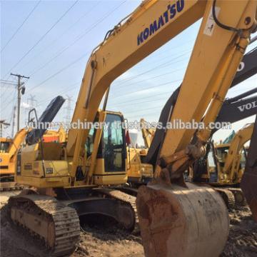 Hot sale Used Komatsu PC220-8 crawler excavator, PC120 PC130 PC160 PC200 PC210 PC220 PC360 PC450