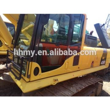 cheapest used japan made PC450-8 excavator for hot sale