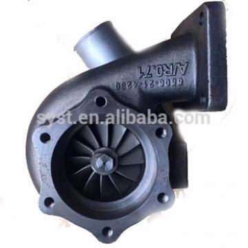 PC400-8 PC450-8 SA6D125E Diesel Parts Turbocharger KTR90 Turbo Kit 6506-21-5010 6506-21-5020