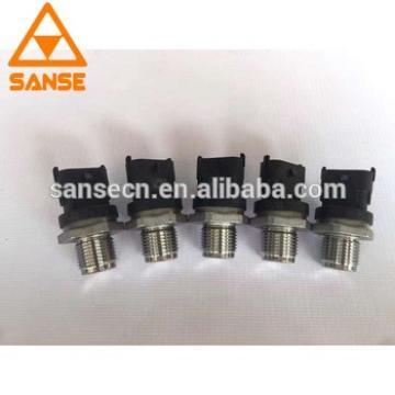 Alibaba supplier cheaper price ND499000-6160 common rail pressure sensor for PC400-8 PC450-8 Excavator