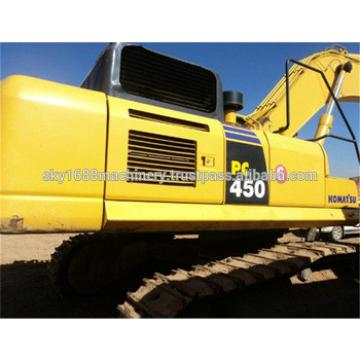 Original komatsu pc450-8 excellent excavator in japan/cheap price pc450 excavator with new model