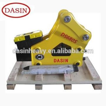 SB40-DS680 Chisel 68mm Open mounted excavator rock breaker hammer for PC56