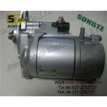 Original Excavator PC56 Starting Motor