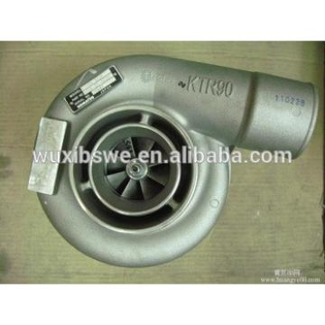 High performance ! Excavator parts PC450-8 turbochargers KTR90-332E 6506-21-5020 turbo for Komatsu of wuxi booshiwheel