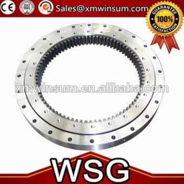 PC240 Excavator Swing Bearing , PC240-6 , PC360 Slewing Bearing , p/n 20Y-25-28110 PC240 PC240-5 PC240-6 PC240-7 PC240-8