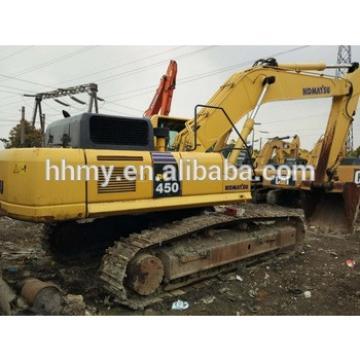 second hand PC450-8 excavator Used Excavators for sale