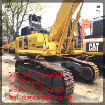 Used Komatsu PC450-8 Excavator For Sale/Used Komatsu PC450-8 Excavator MADE IN JAPAN