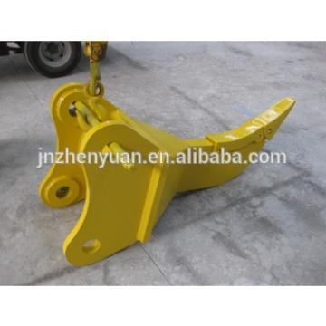 Excavator part single shank ripper / ripper shank for excavator PC360 PC240-8 PC200
