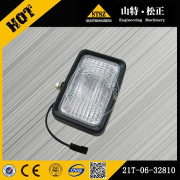 PC450-8 working lamp ass'y 21T-06-32810