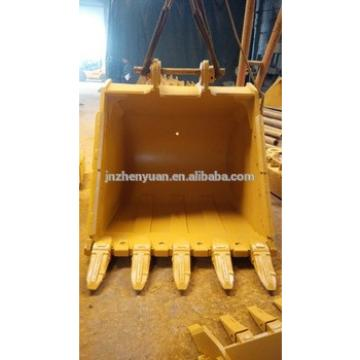 Excavator bucket PC450 PC450-8 PC470 rock bucket 2.4CBM 2.1CBM1.9CBM application for komasu