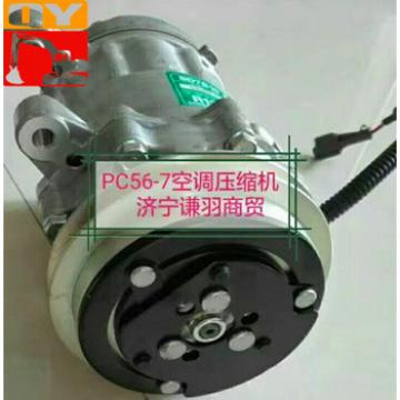 Excavator pc56-7 pc35mr-3 Air Conditioner Compressor 22L-979-2200 AIR Compressor