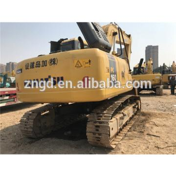 Original Japan komas pc160-7 excavator used pc100 pc56 pc60 pc78us pc270-6 pc200-7 pc200-8 crawler excavator 20t komat excavator