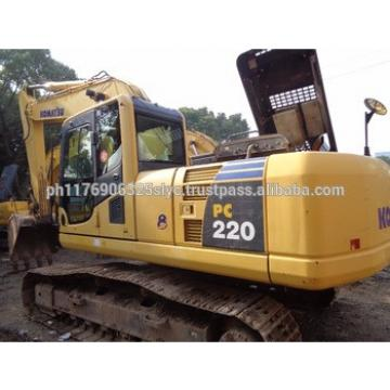 Used KOMATSU PC220-8 Crawler Excavator /PC200 PC220 PC240 PC360 PC450 Excavator