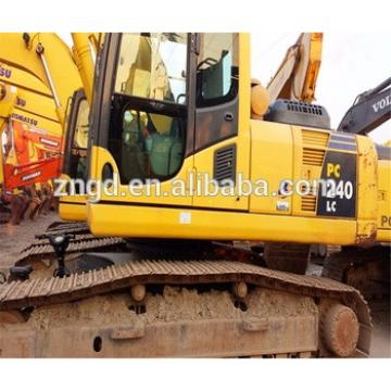 Used Komat PC240LC-8 Excavator/Komat Excavator PC200-6 PC200-7 PC360 PC300 PC400 PC450 for sale