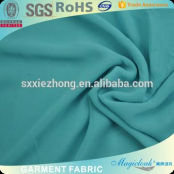 stretch chiffon fabric for fashion scarves fabric tear resistant