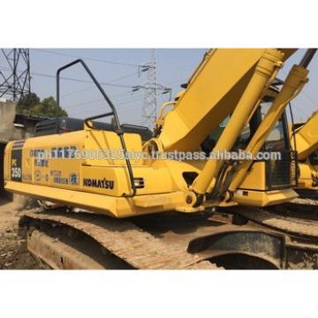 Japan Komatsu Used Excavator PC350-7 in Shanghai, Komatsu PC400 PC400-7 PC450 PC450-7 PC450-8 Hydraulic Crawler Excavator