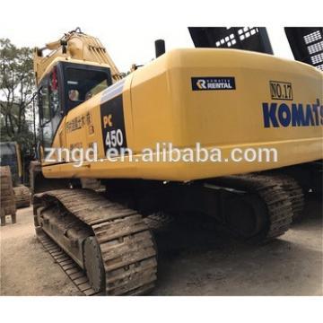 Used Komat PC450-7 Crawler Excavator /Used Komat Excavator PC360-7 PC400 PC400-6 PC450 PC120 PC160 PC200