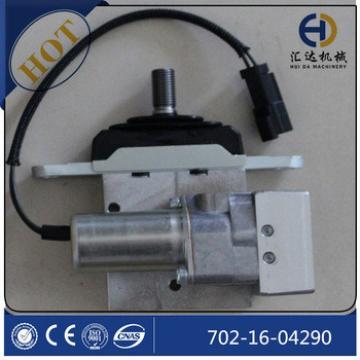 Excavator PC270 PPC valve 702-16-04290 pilot valve