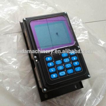 PC200-7 excavator monitor 7835-12-3000 display panel for PC200-6 PC220-6 PC240-6 PC300-6