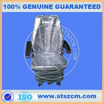 Japan brand excavator parts PC160-7 operator seat 20Y-57-D1501 with high quality