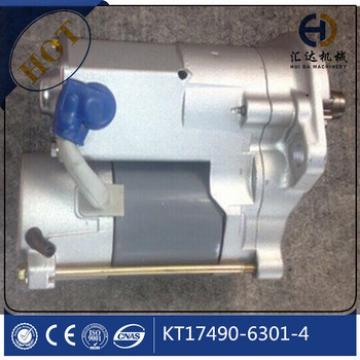 PC130-7 STARTER MOTOR 600-683-3210 STARTING MOTOR